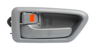 Autex Grey Interior Left Door Handle Fits 1997-2001 Toyota Camry 69205-AA010