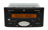 Scion xA xB tC Toyota 04-12 Radio AM FM Sat mp3 CD w Aux Input T1804 DEH-M8047Zt