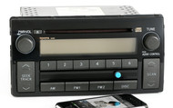 Toyota Camry 2005-2006 Radio AM FM CD w Bluetooth Music 86120-AA160 Face 16860