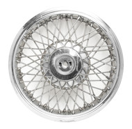 """OEM Wheel Cover Hubcap 14"""" Wire Type Fits 1983-1986 Oldsmobile Ciera 14070272"""
