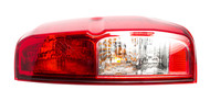Depo 2014-2019 Nissan Frontier Right Tail Lamp Light Panel Mounted 315-1954R-AFN