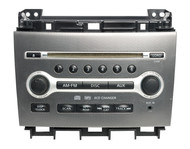 1 Factory Radio 09-10 Nissan Maxima AM FM 6 Disc CD w Aux 281859N72B Face CY61D