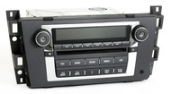 2006 Cadillac DTS Radio AM FM 6 Disc mp3 CD Player with Aux Input 15847689
