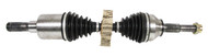 SurTrack Front Axle Shaft Replacement Fits 2004-2012 Chevrolet GMC Isuzu GM-8233