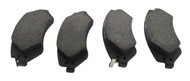 Chrysler Replacement Disc Brake Pad Kit Fits 2001-2007 Chrysler Dodge 5139899AA
