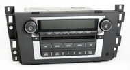 Cadillac DTS 2006 Radio AM FM 6 Disc mp3 CD with Auxiliary Input 15809942