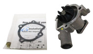GMB Replacement Water Pump With Gasket Fits 1983-1986 Dodge Plymouth 120-1190