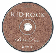 Kid Rock Born Free 2010 CD Professionally Cleaned