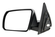 07-12 NEW Toyota Tundra Left Driver Side View Plastic Backed Mirror Glass 56155