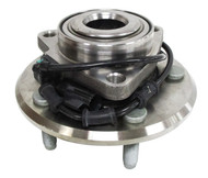 CRS Wheel Bearing Hub Assembly Front Left Fits 2005-10 Dodge Mitsubishi NT513229