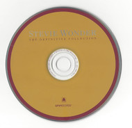Stevie Wonder The Definitive Collection 2002 CD Professionally Cleaned