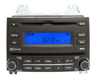 2009-2010 Hyundai Elantra AM FM XM MP3 CD Player Radio 96160-2H5309K Opt 9611P6