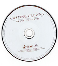 Casting Crowns Peace on Earth CD Professionally Clean