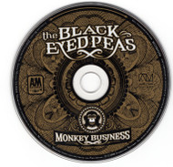 The Black Eyed Peas Monkey Business 2005 CD Professionally Cleaned