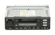 Subaru Forester 2001-2002 Radio AM FM Cassette Player 86201FC070 Face P122