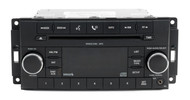 Jeep Chrysler 2008-2013 AMFM Stereo mp3 CD Sirius With Aux Input RES P68021163AE