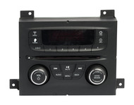 2013-2016 Dodge Dart AM FM Receiver MP3 with Single-Disc CD Player 04692355AE