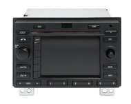 2003-04 Ford Expedition AM FM Receiver 6-Disc CD Player Nav Ready 2L14-18K931-CK