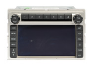 2009 Lincoln MKX AM FM Receiver Single-Disc CD Player Navigation 9A1T-18K931-BC