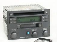 Volvo S40 V40 2001-03 Radio AM FM CD Cassette w Bluetooth Music 30887088 HU-615