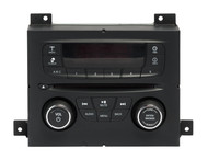 20015-2016 Dodge Dart AM FM Receiver MP3 Sat and Navigation Ready 04692355AI