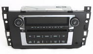 2007-2009 Cadillac DTS SRX AM FM Stereo mp3 CD Player w Auxiliary Input 15948004