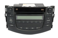 06-08 Toyota RAV4 OEM Original AM FM Single CD Player Stereo Receiver 8612042160