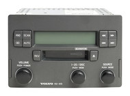2001-04 Volvo 40 Series AM FM Receiver With Cassette Player V02390Y508915 HU-415
