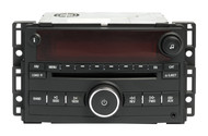 2006-2007 Saturn Ion Vue AM FM Radio 6 Disc CD Player MP3 15839670 OPT US9