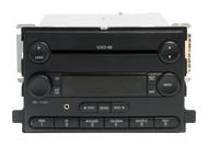 2004-05 Ford Freestar AM FM Radio w Aux Upgrade 6 Disc CD Player 3F2T-18C815-BJ