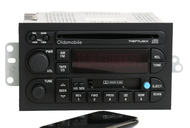 Oldsmobile 1996-00 Achieva Cutlass Radio AM FM CD CS w Bluetooth Music 16213343