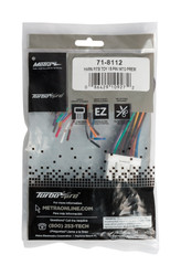 Metra Turbowire OEM Wire Harness for 1992-1999 Toyota 71-8112
