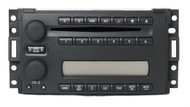 2005-2007 Chevy Uplander Saturn Relay AM FM  Radio 6 Disc mp3 CD Player 15209241