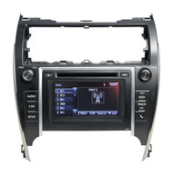 2014 Toyota Camry AM FM Receiver Single-Disc CD Player Display 86140-06190 100201