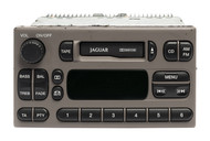 2000-03 Jaguar S Type AM FM Radio Cassette w Premium Audio XR8F-18K876-DFAEK