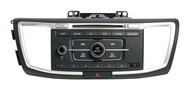 2013-2015 Honda Accord AM FM MP3 Aux With Single-Disc CD Player 39100-T2A-A120