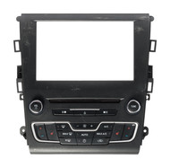 2016-20 Ford Fusion Radio and Temperature Climate Control Panel GS7T-18E245-AEB