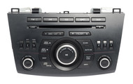 2011-2013 Mazda 3 AM FM Radio Satellite Single Disc CD MP3 Player BBM566AR0