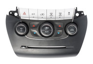 2011-2013 Dodge Journey Center Dash Radio and Climate Control Panel 1WX111X9AA