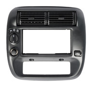 1995-2004 Ford Explorer Ranger Center Dash Trim Bezel with Vents F67B-10045-A
