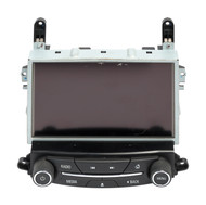 2014 Buick Regal Touchscreen Display and Radio Control Panel 90922183