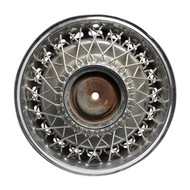 1979-1984 Dodge Diplomat 15 Inch OEM Wire Type Hubcap Without Center Cap