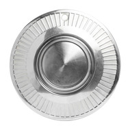 1963-1965 Plymouth Barracuda Single OEM 13 Inch Hubcap Wheel Cover 2401820