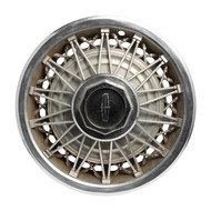 """1978-1980 Lincoln Versailles 14"""" OEM Wire Type Hubcap Wheel Cover D94Y1130A"""