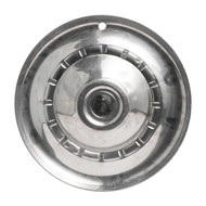 1953 Chrysler Windsor Vintage 15 Inch Silver Hubcap Wheel Cover