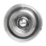 1951 Lincoln Continental Town Car Vintage Chrome Hubcap Wheel Cover