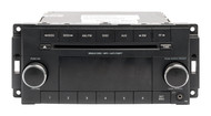 2012-2014 Jeep Wrangler AM FM Radio Single Disc CD MP3 Player AUX 05091196AA RES