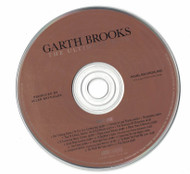 Garth Brooks The Ultimate Hits 2007 Disc One Only CD Professionally Cleaned