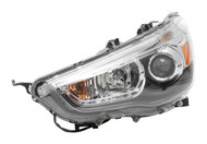 2011-2018 Mitsubishi Outlander Driver Left Side Headlight Assembly 8301C224