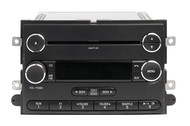 2007 Ford Mustang AM FM Radio Receiver Single Disc CD MP3 Player 7R3T-18C869-AF